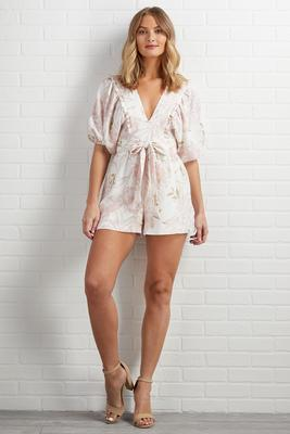 talk to the palm romper