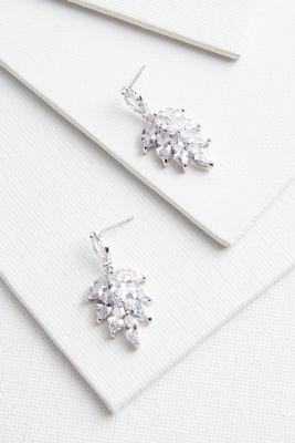 mini chandelier earrings