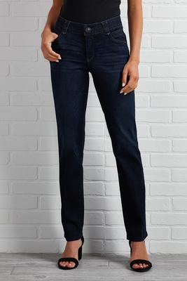 always classic straight leg jeans