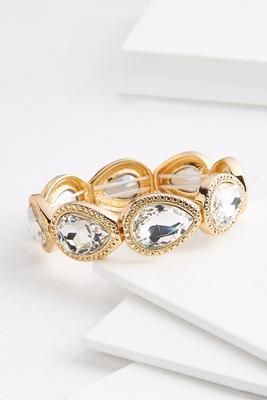 glam tear bracelet