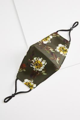 flower fields face mask