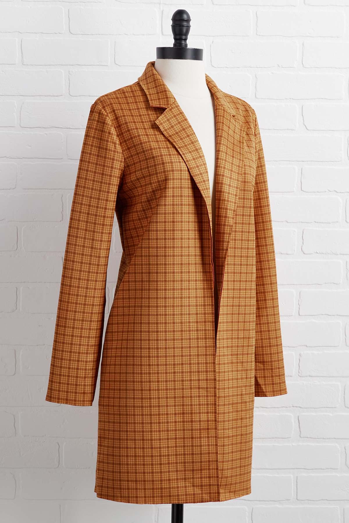 The Perfect Fall Day Jacket