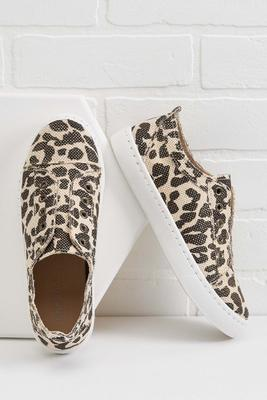 give me a cheetah sheet sneakers