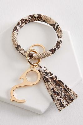 python touchless key bangle