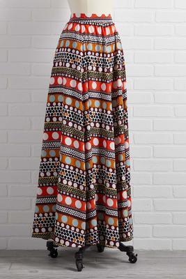 mod icon maxi skirt