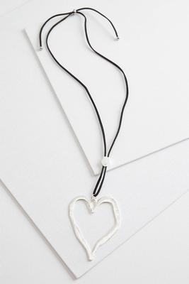 give me love necklace