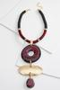 Natural Statement Necklace