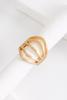 Antique Gold Statement Ring