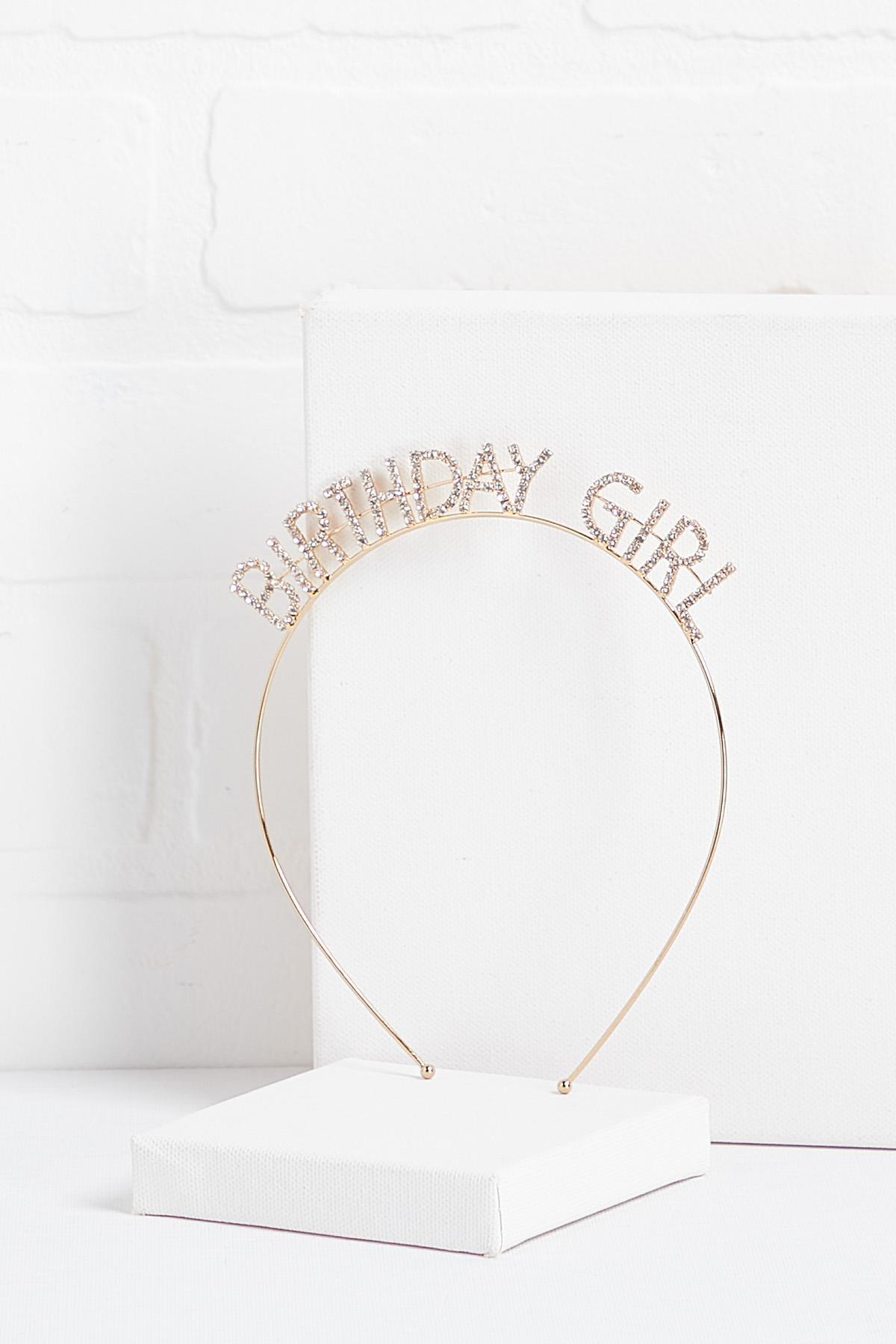 Birthday Girl Headband