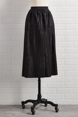 baby pleats don`t go skirt