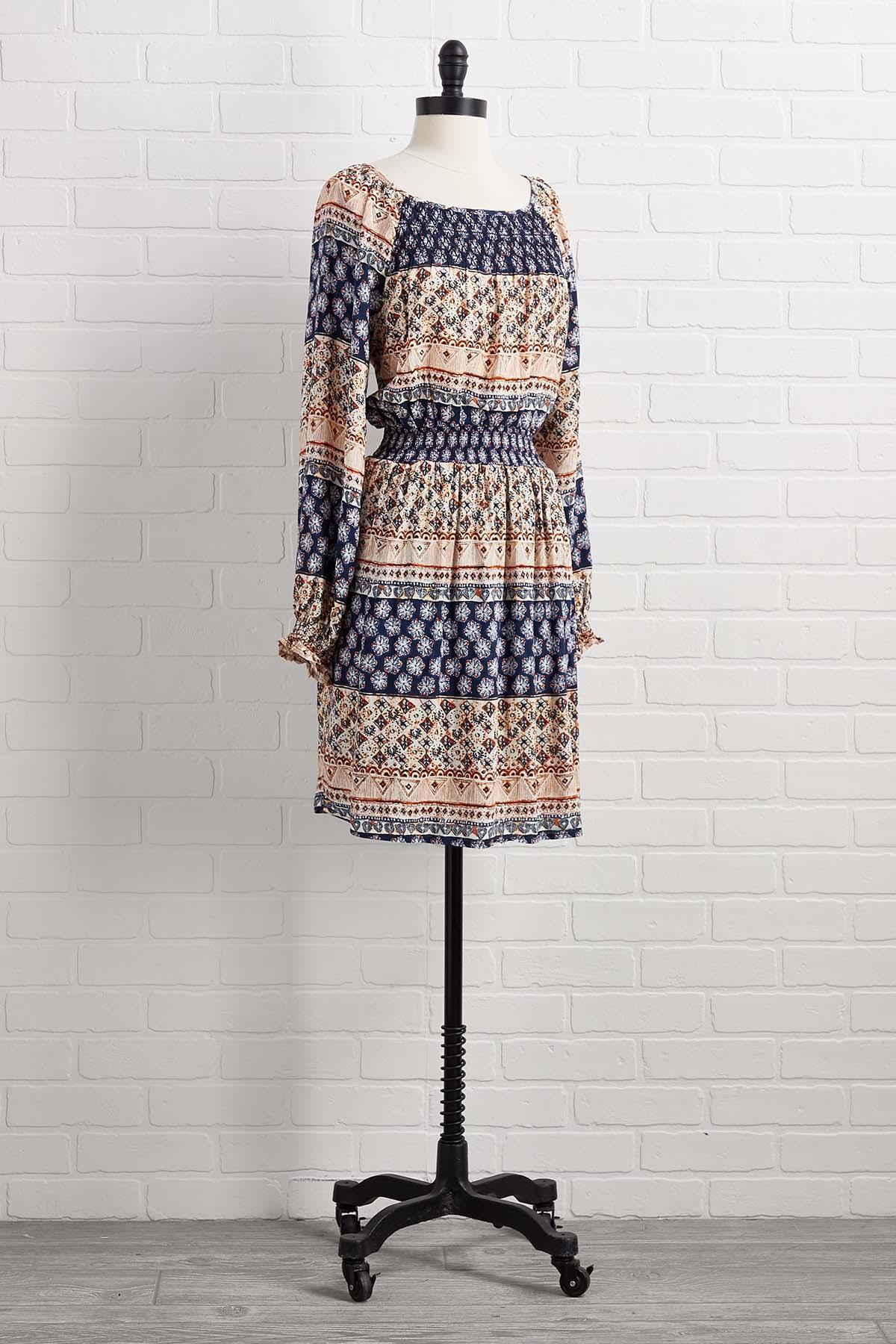 See What I Seam Dress