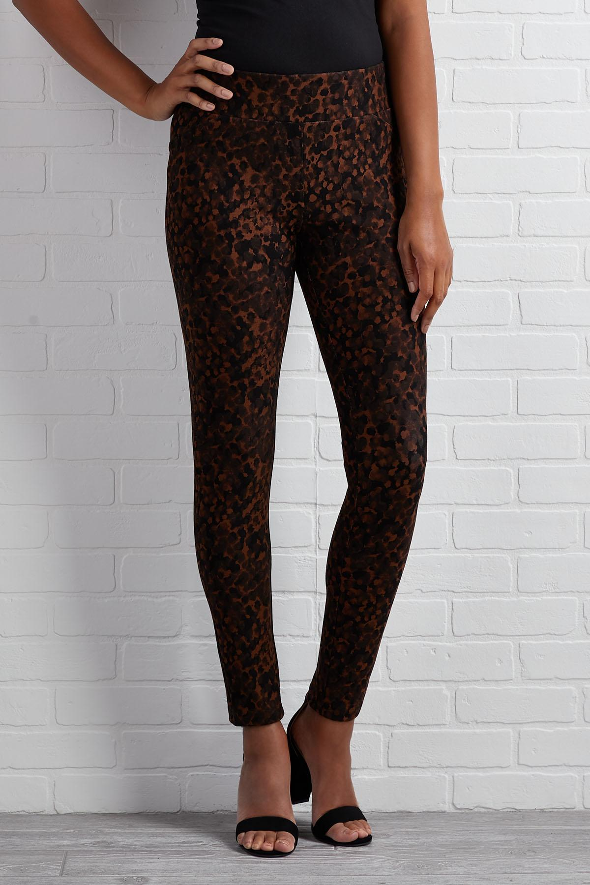 Dressed To Purrfection Leggings