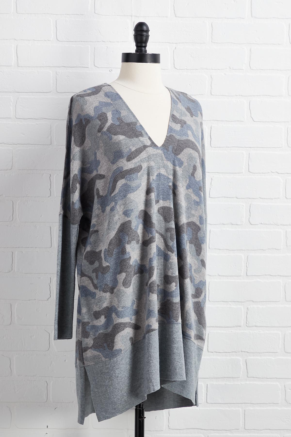 Hide And Chic Tunic