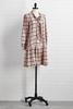 Sippin ` Cider Flannel Dress