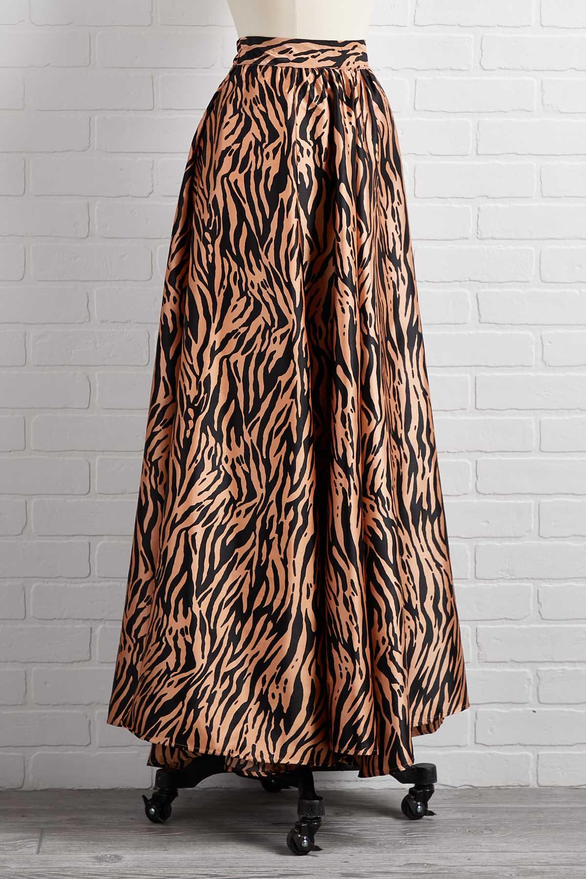Hear Me Roar Skirt