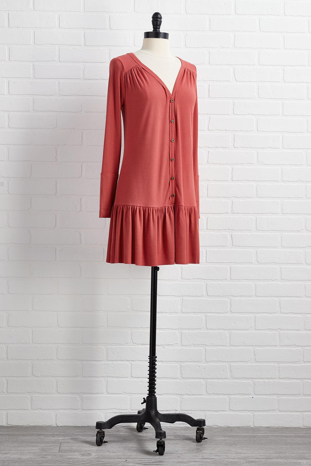 Keep Knit Cute Dress