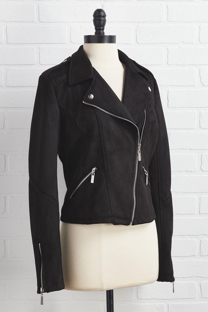 Cool Girl Vibes Jacket