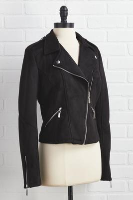 cool girl vibes jacket