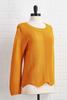 Golden Glow Sweater