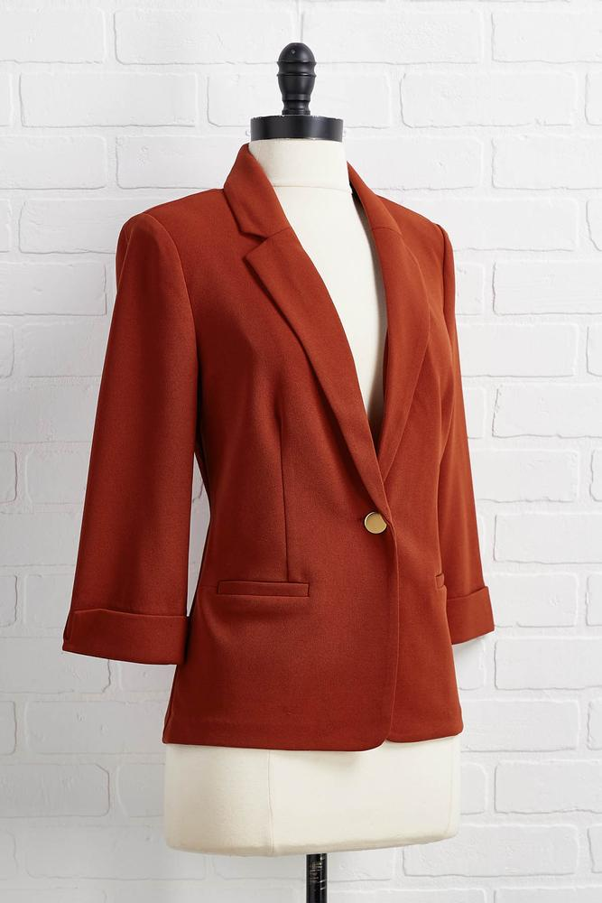Don ` T Quit Your Day Job Blazer