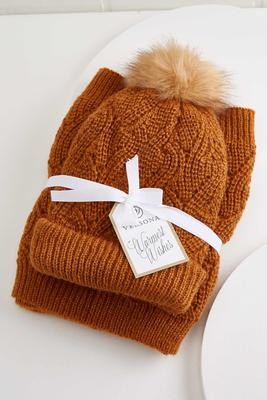 cute and cozy knit set