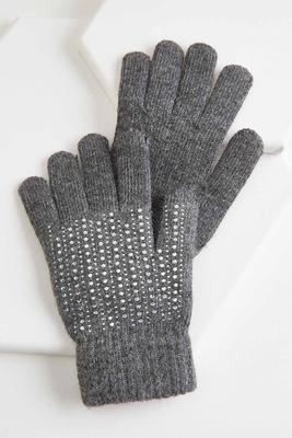 sparkling stone gloves