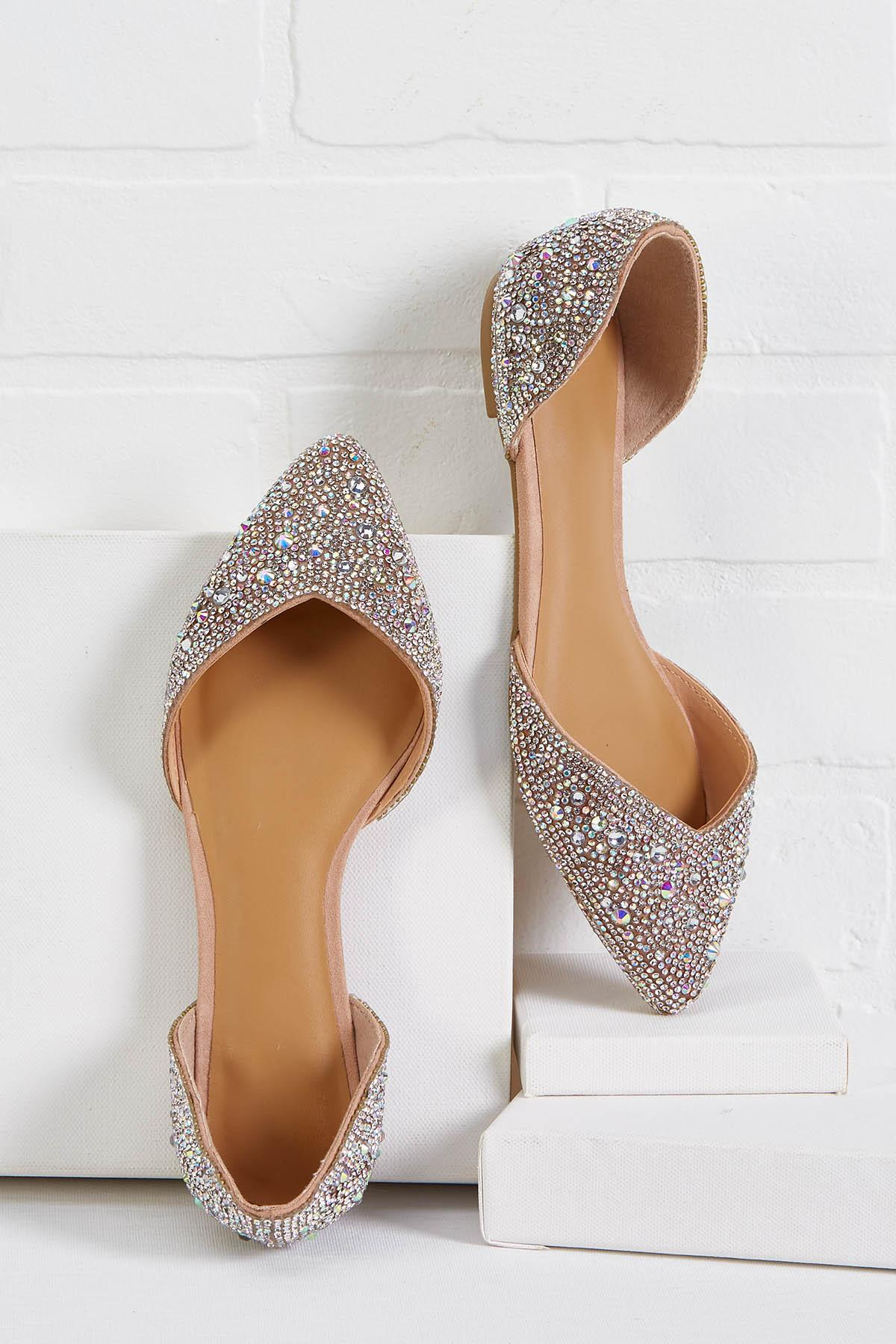 The Bling Is Flats