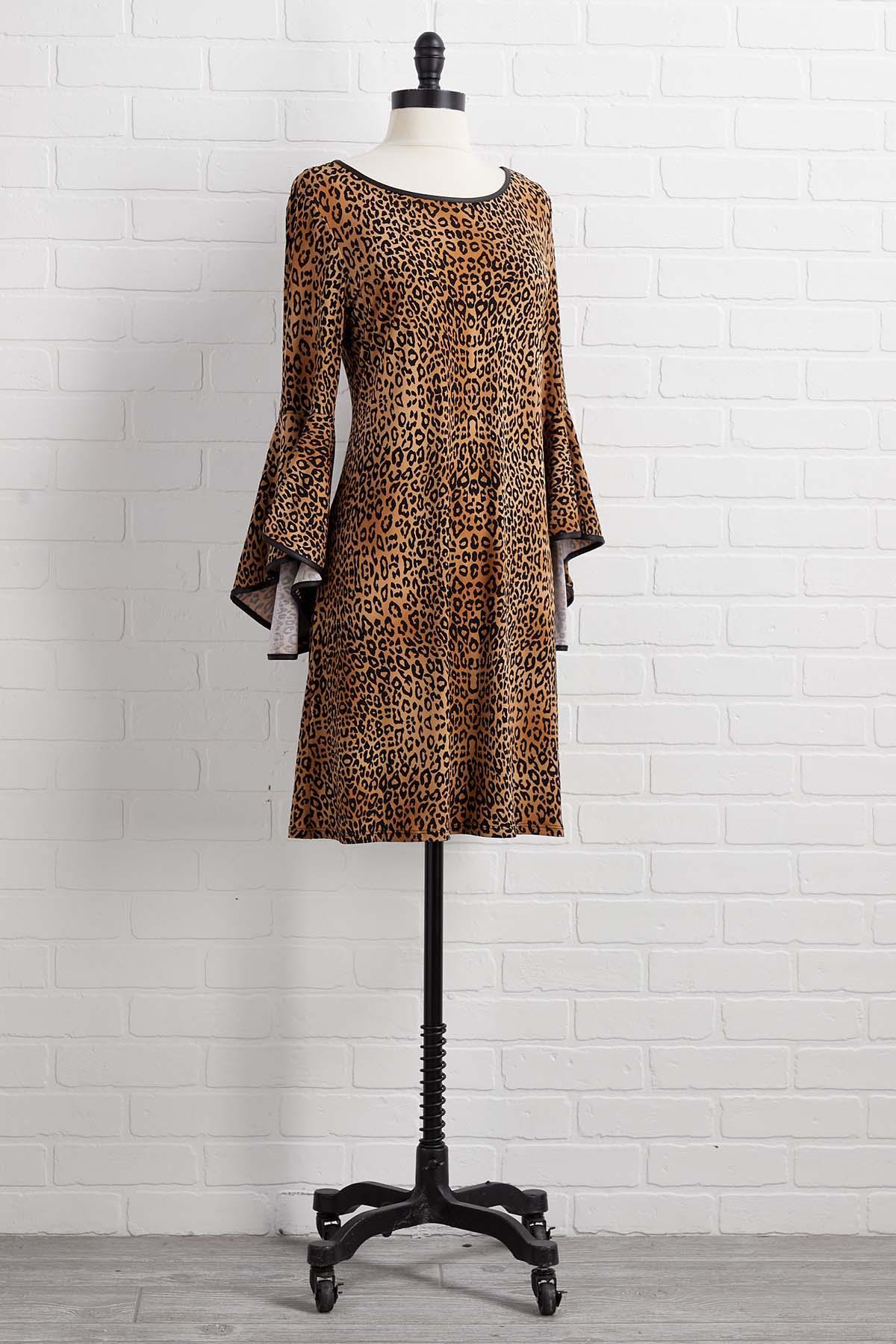 Wild Medium Or Hot Dress