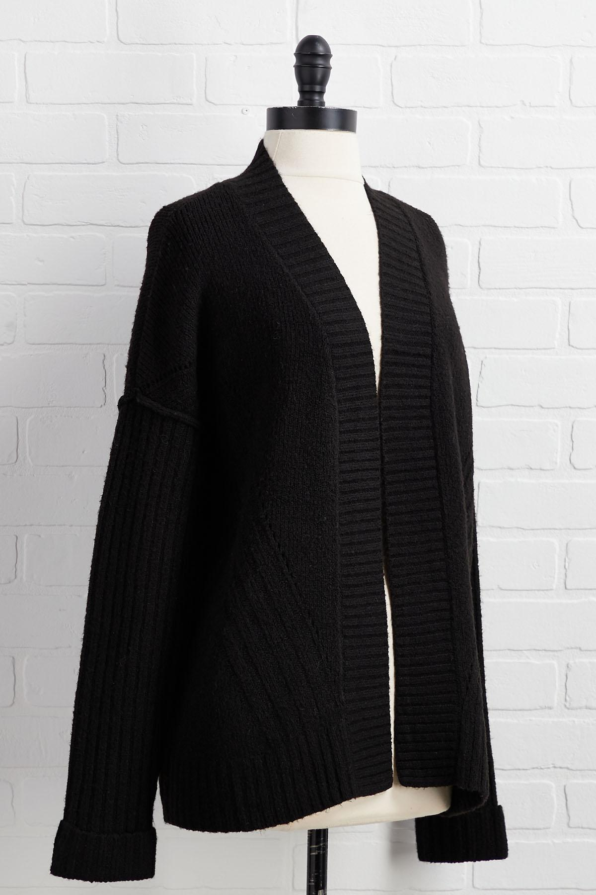 By The Fireside Cardigan Sweater