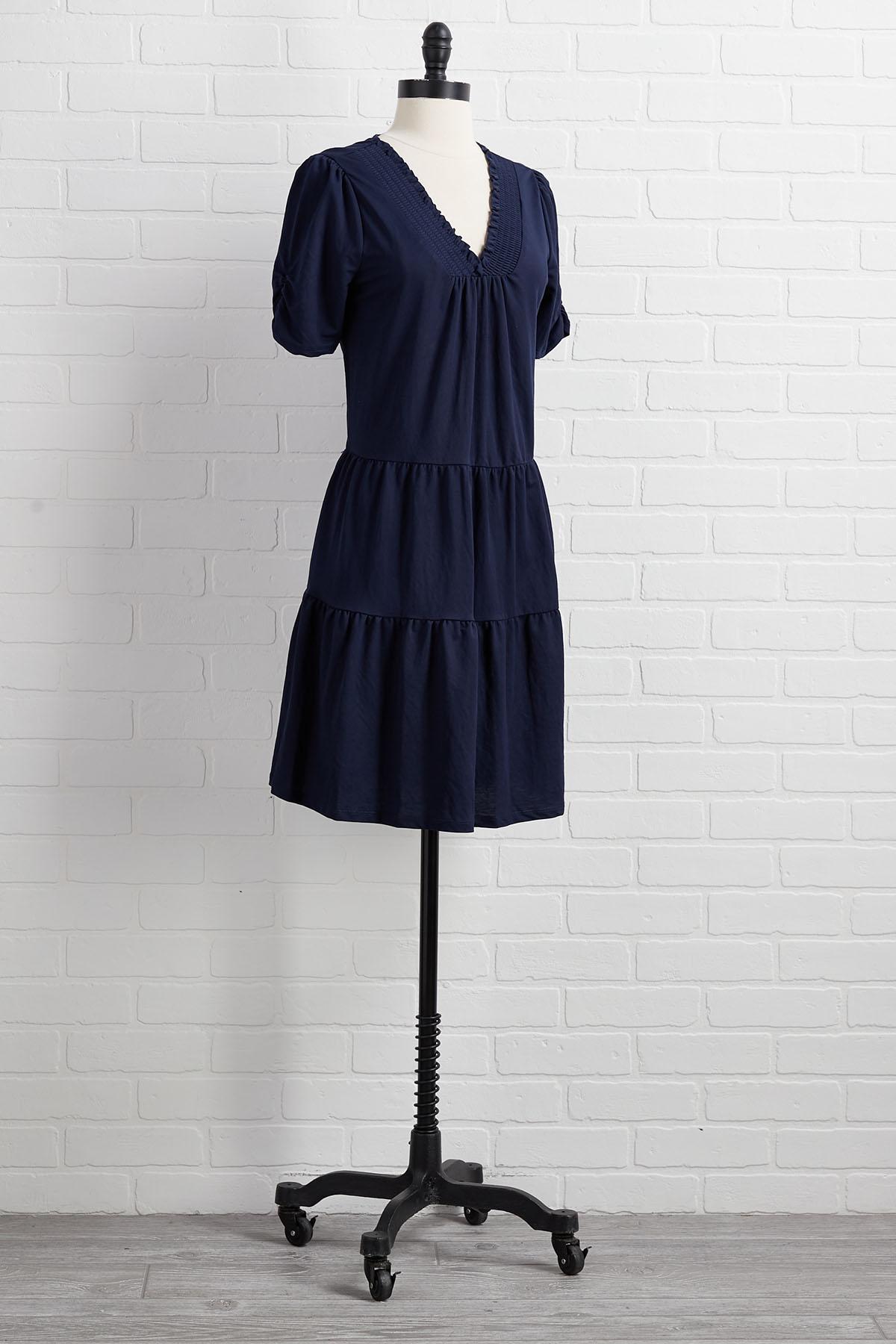 Baby's Got The Blues Dress