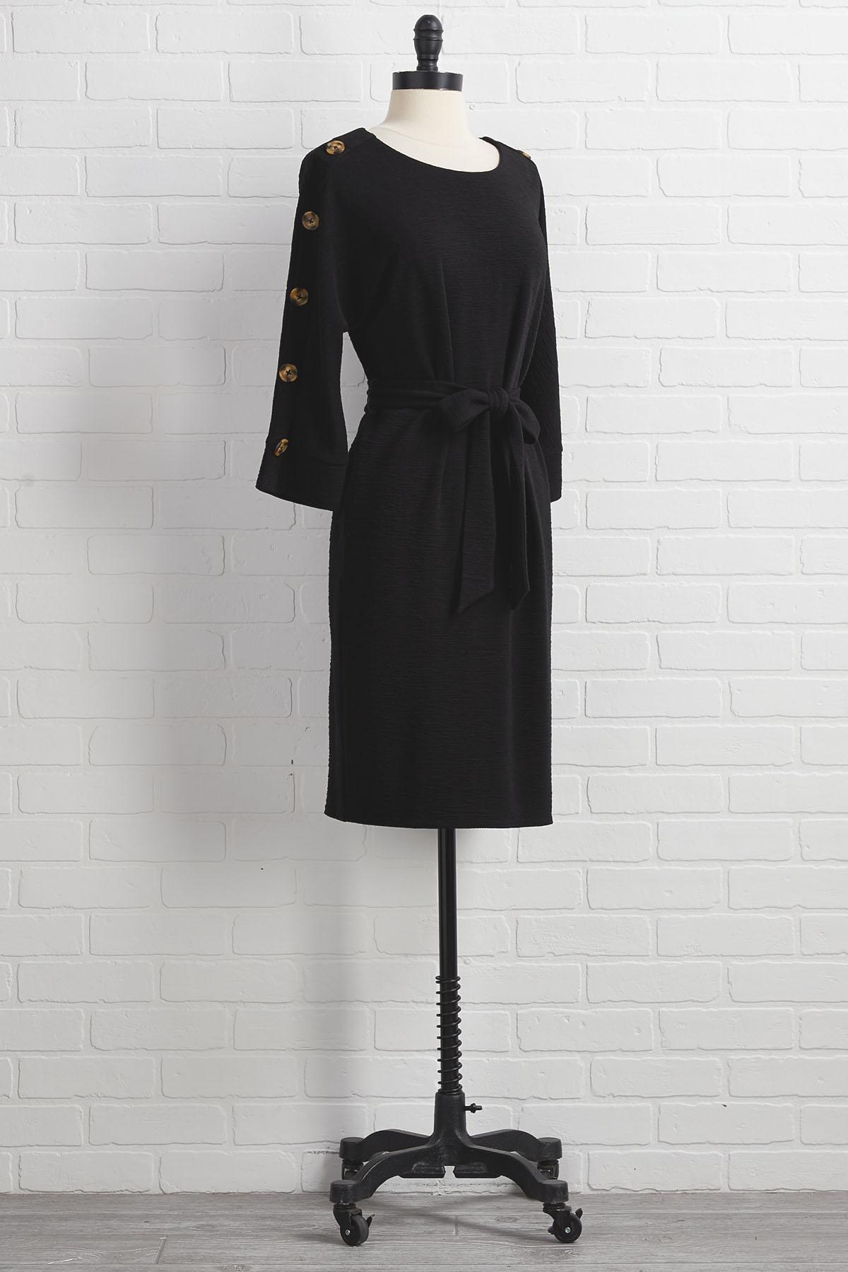 Heart And Coal Dress