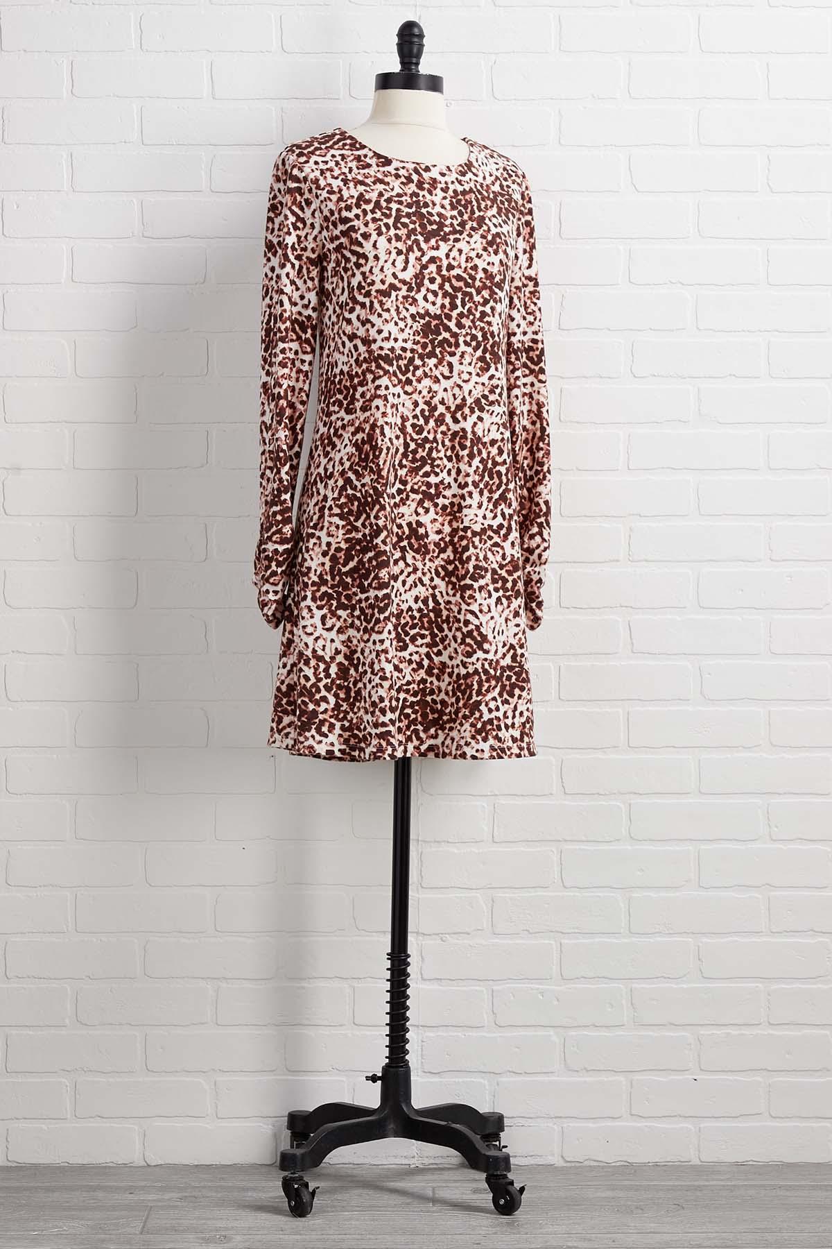 Soft Kitty Warm Kitty Dress