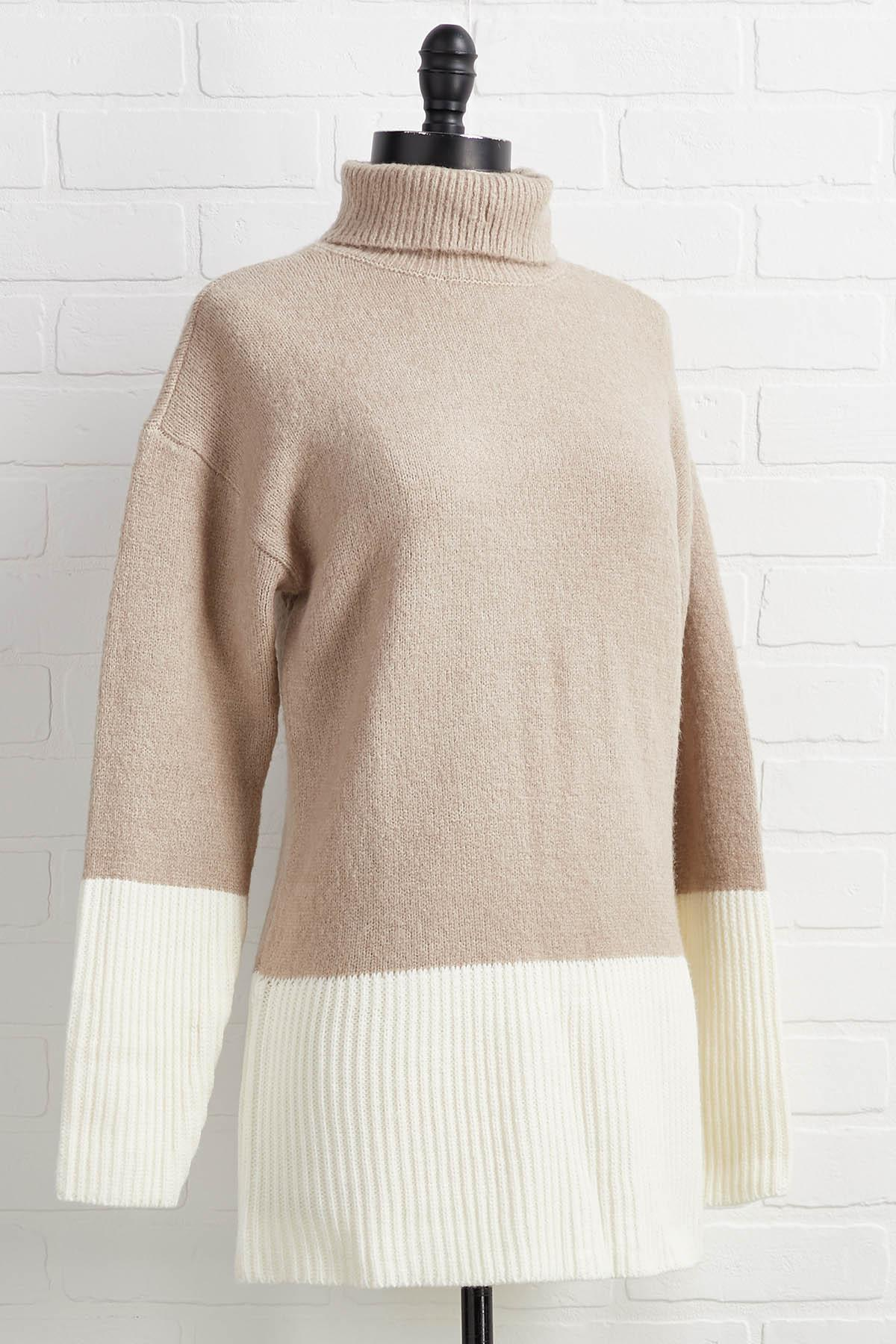 Long Winter's Day Sweater
