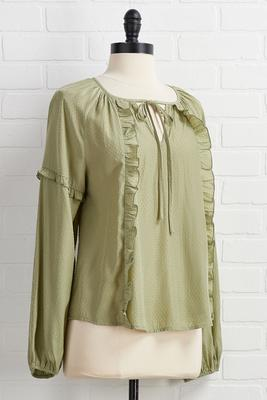 autumn sonnet top