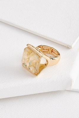 square stretch ring
