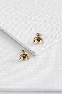 happy as can bee earrings