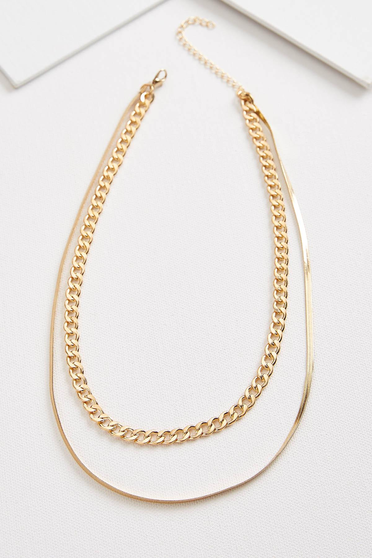 Classic Chain Necklace