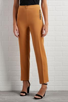 caramel candy pants