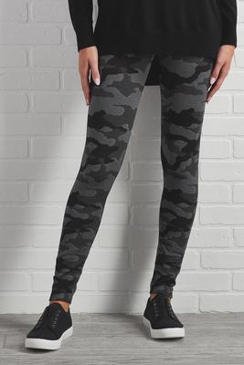 hide and fleece leggings