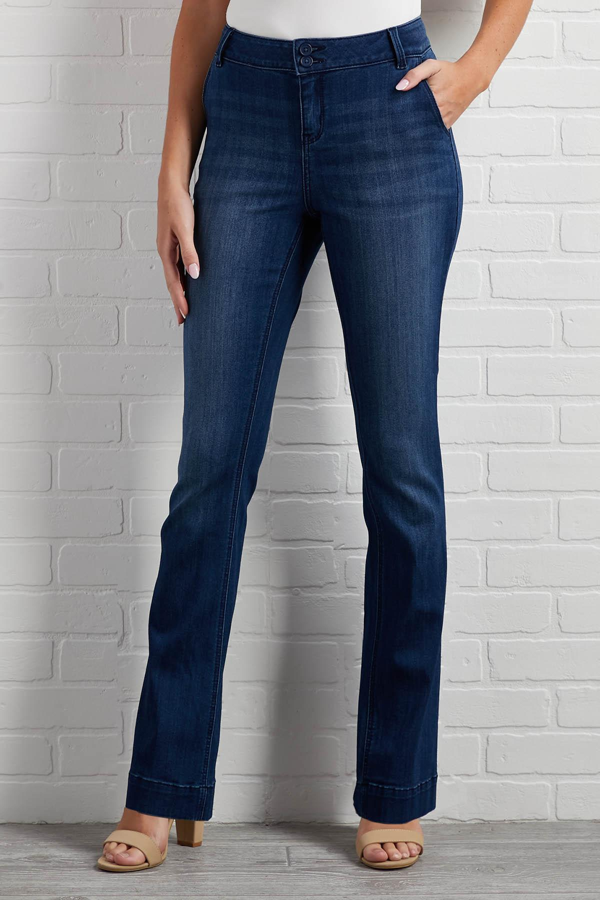 Truth Or Flare Jeans