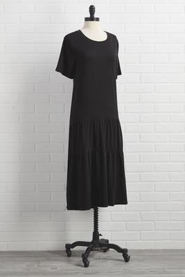 midi ground dress