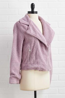 cue cozy jacket