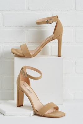 square for dramatics heels