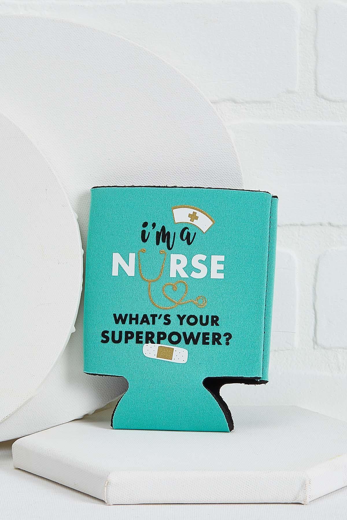 Super Nurse Can Holder