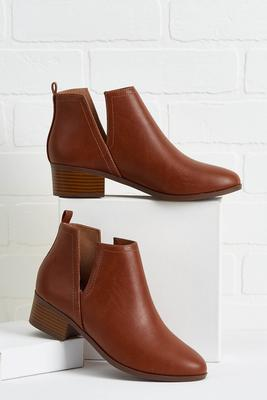 let`s split up booties