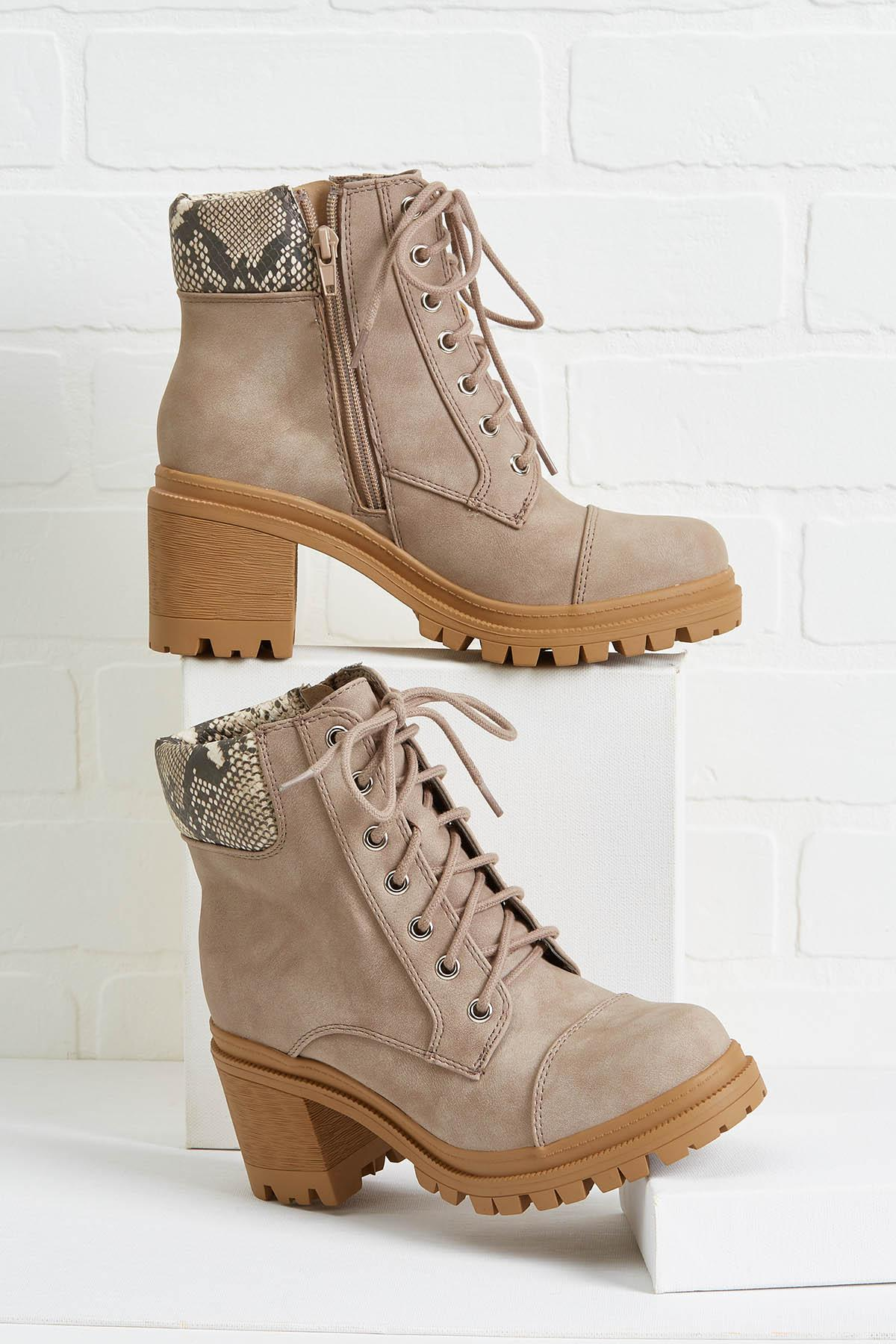 Out Of The Woods Booties