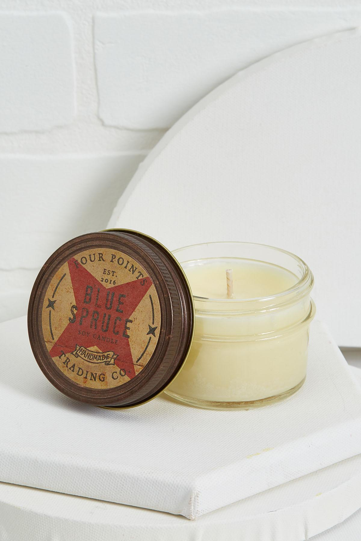Blue Spruce Candle