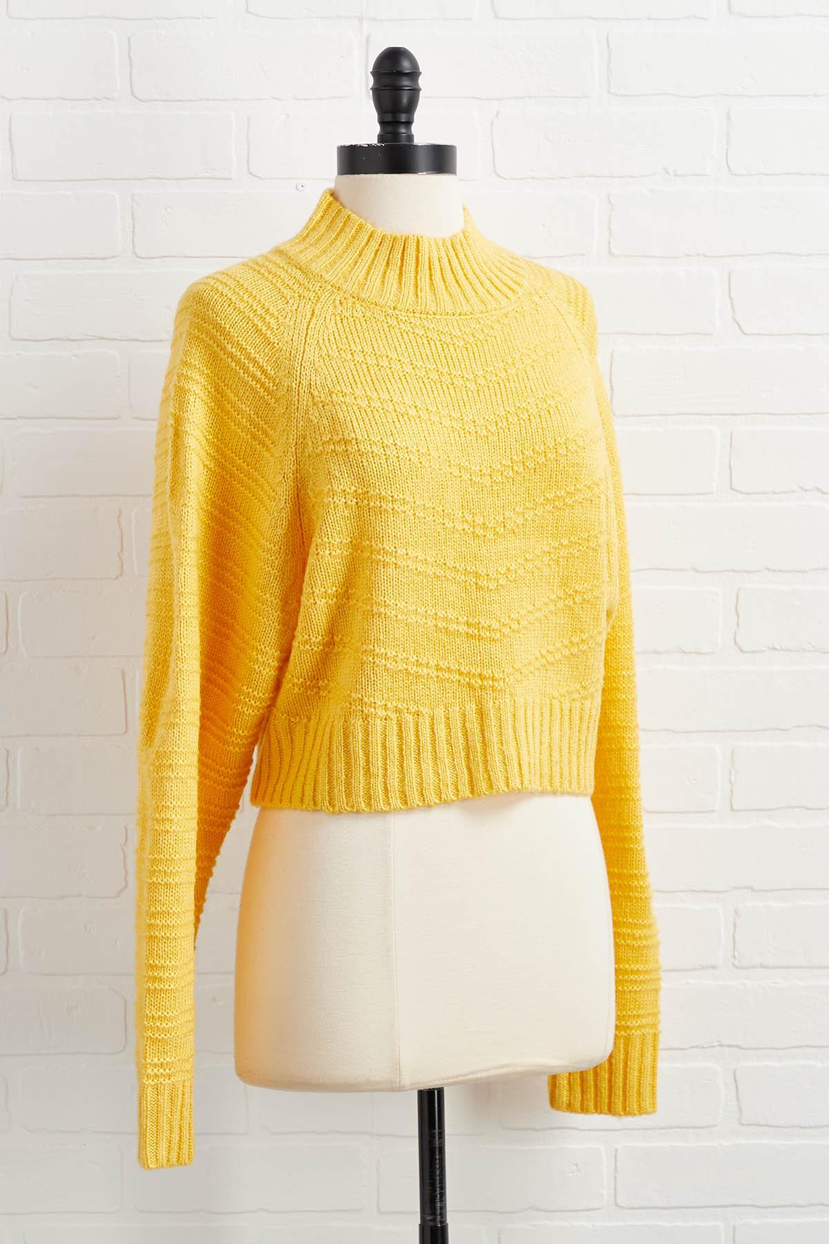 You Are My Sunshine Sweater