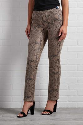 sneak chic pants