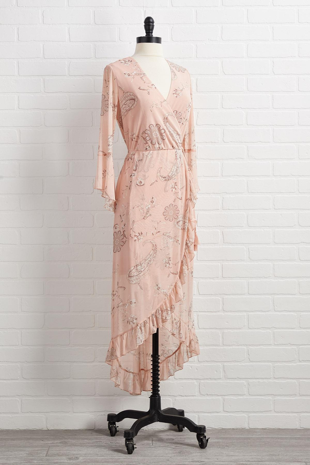 No Meshing Around Dress